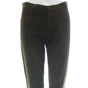 RALPH LAUREN BLACK LABEL HAIR SHEEP SUEDE PANTS 2